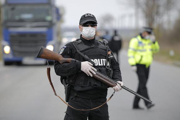Rumunija još ne otvara granice