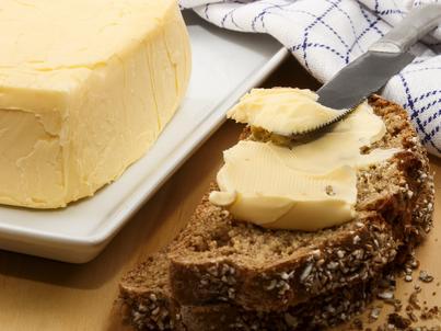 W 2017 roku cena masła podskoczyła do 7 zł za kostkę