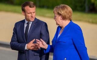 Współpraca francusko-niemiecka miała napędzać reformy UE, ale atmosfera się zepsuła