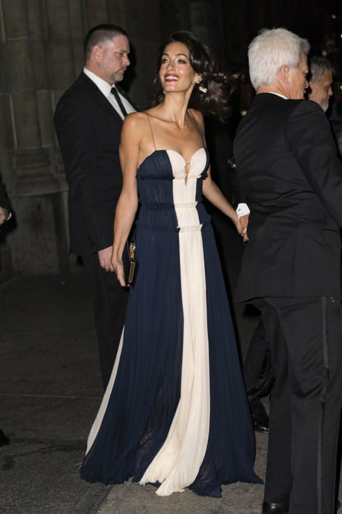 Dopada li vam se njena haljina?