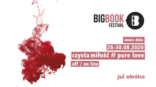 O miłości w literaturze i do literatury - Big Book Festival