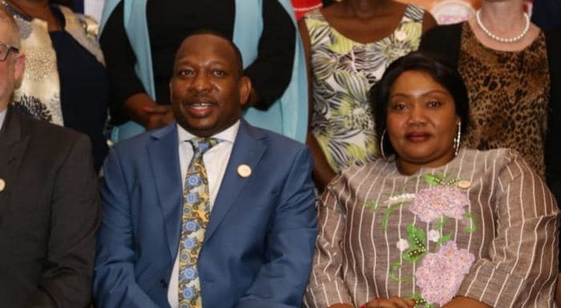 Governor Sonko's advice to young couples as he celebrates 21st marriage anniversary