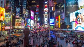 Rekordowa liczba mieszkańców Nowego Jorku