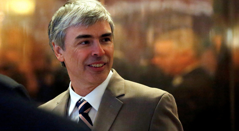 Google billionaire Larry Page has been quietly funnelling money into flu vaccination initiatives