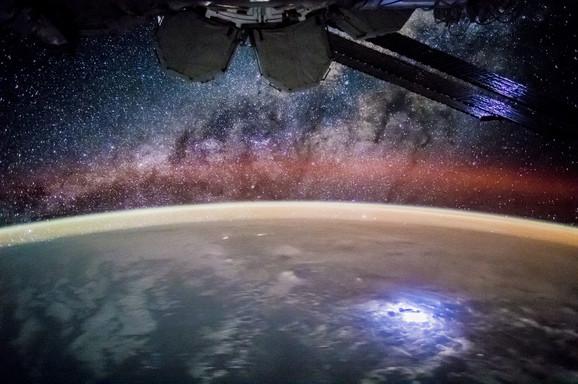 Međunarodna svemirska stanica NASA