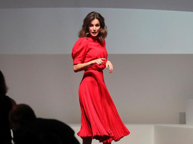 KRALJICA I PO TITULI I PO STILU: Ceo Madrid je gledao u njenu haljinu, a onda i ceo svet