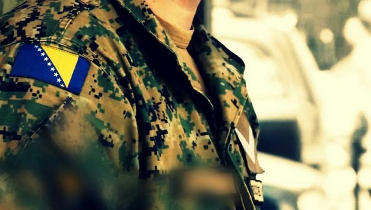 vojnik Oruzane snage BiH