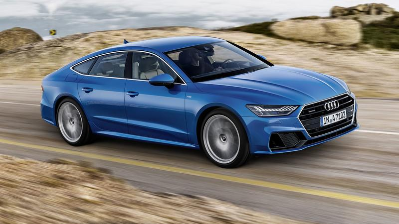 Nowe Audi A7 Sportback – cyfrowe i stylowe