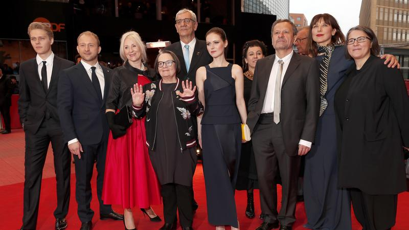 GERMANY BERLIN FILM FESTIVAL 2017 (Pokot Premiere- 67th Berlin Film Festival)
