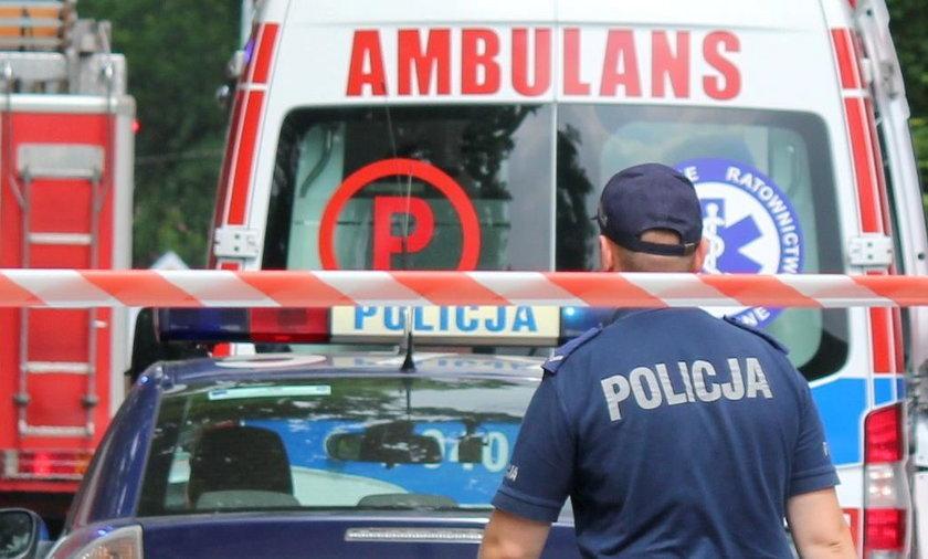 Atak nożownika w Nowym Dworze Gdańskim. Zadał 27-latkowi 12 ciosów