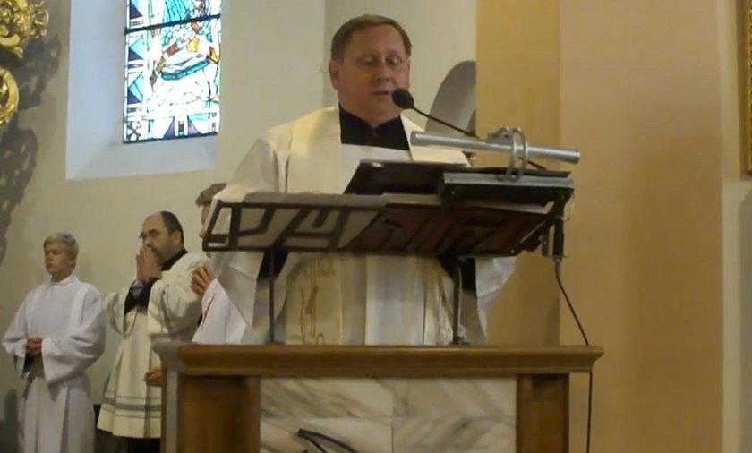 Kościół w Kiełpinie dostał relikwie papieża