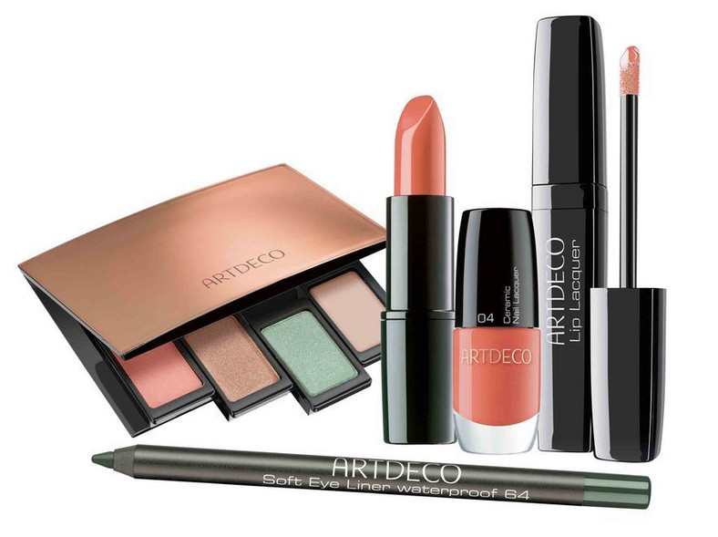 Kolekcja kosmetyków do makijażu Artdeco Kaviar Gauche wiosna 2012