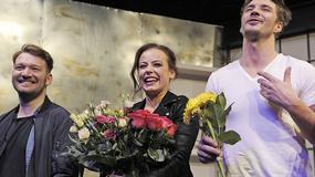 """Anna Mucha i Barbara Kurdej-Szatan w odważnych scenach w sztuce """"Pikantni"""""""