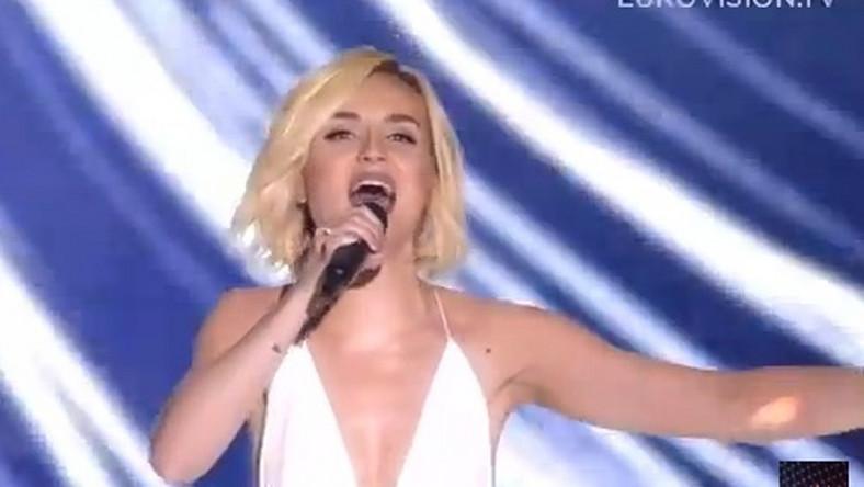 Polina Gagarina na Eurowizji