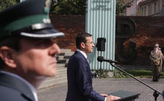 Morawiecki: Komisja śledcza ds. SKOK Wołomin to próba odwrócenia uwagi