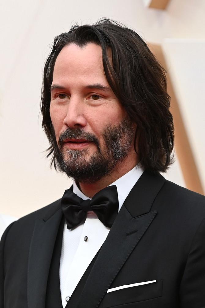 Kijanu Rivs na Oskaru 2020.