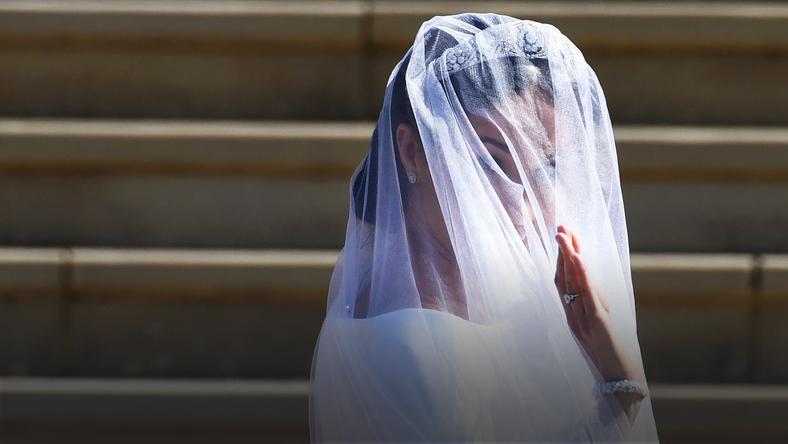 Meghan Markle W Skromnej Sukni ślubnej Piękniejsza Niż Kate ślub