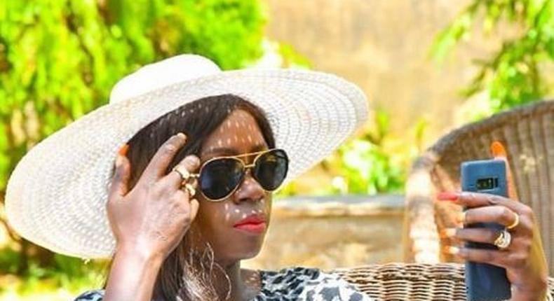 Akothee sends the internet in a frenzy after posting this photo