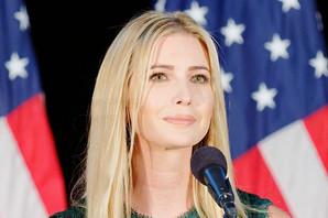IVANKA KAO HILARI Trampova mezimica uradila nešto zbog čega je njen otac napadao Klintonovu BEZ MILOSTI