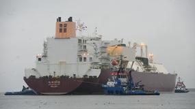 Pierwszy statek z gazem dotarł do terminalu LNG w Świnoujściu