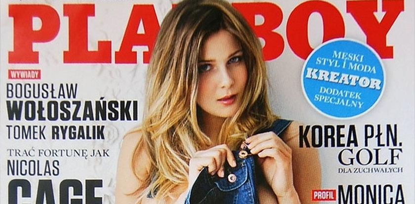 Wierzbicka o sesji w Playboy'u. Ona jej nie żałuję!