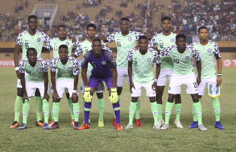 Ikouwan Udoah lead the Flying Eagles of Nigeria to book a place at the U-20 World Cup (CAF)