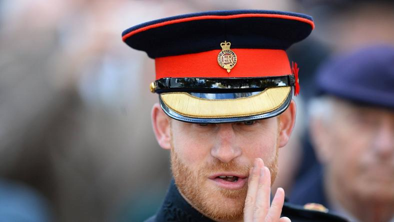 Brytyjscy neonaziści chcieli śmierci księcia Harry'ego