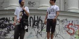 Red Hot Chili Peppers zwiedzają Warszawę. Poszli do... FOTY