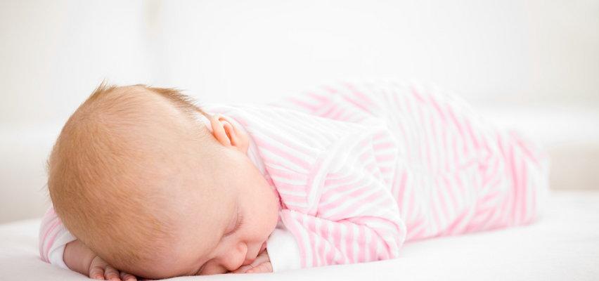 10-dniowy noworodek w centrum domowej awantury. Rodzice kompletnie pijani