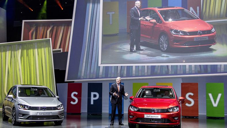 Salon samochodowy we Frankfurcie - właśnie tam Volkswagen pochwalił się kolejnym wcieleniem nowej generacji golfa. Debiutantem jest auto o nazwie golf sportsvan, czyli następca golfa plus. Kiedy pojawi się na rynku i co zaoferuje kierowcy i jego rodzinie…
