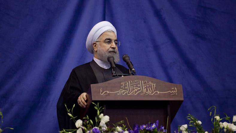 prezydent Iranu, Hassan Rowhani