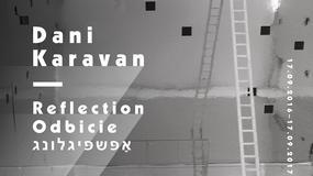 Instalacja Daniego Karavana w Galerii Jednego Dzieła Muzeum Śląskiego