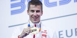 Wspaniały gest polskiego mistrza Europy