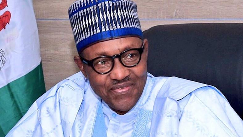 President Muhammadu Buhari announced a shutdown in Lagos, Ogun and Abuja for 14 days. [Twitter/@GovBello]