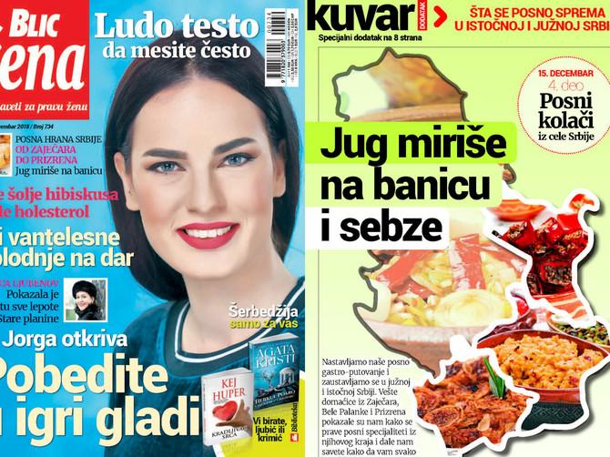 """Stiže nova """"Blic žena"""": Napravite banicu kao vrsne domaćice iz Bele Palanke"""