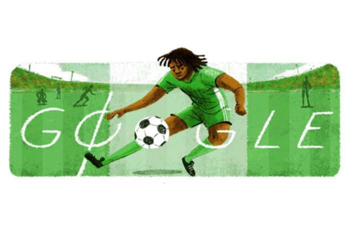 Google doodle celebrates posthumous birthday of late Samuel Okwaraji (NAN)