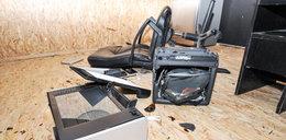 Polacy zagrali słabo. Wkurzony kibic zdemolował własny dom