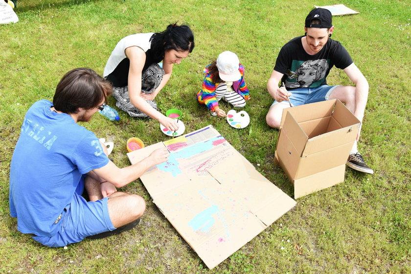 Leśny Piknik Rodzinny - Ekoodpowiedzialnie