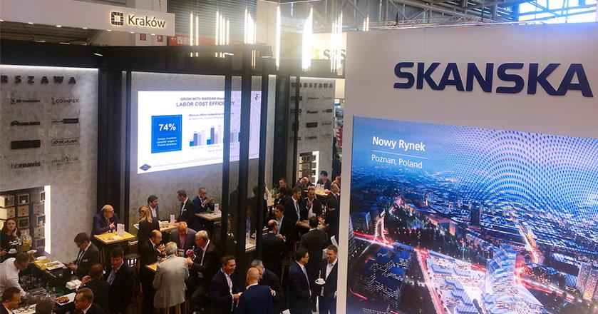 Targi Expo w Monachium to największa tego typu impreza w Europie