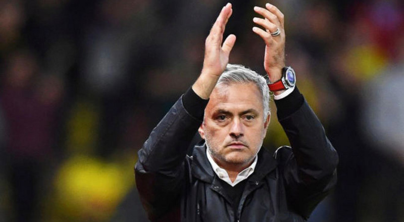 Jose Mourinho's appointment sets Twitter Nigeria on fire