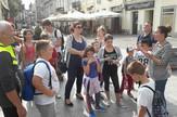 Učesnici letnje škole srpskog jezika