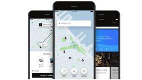 Apple odpowiedzialne za śledzenie pasażerów Ubera
