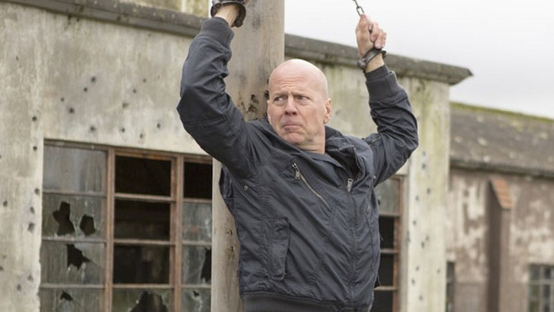 "Bruce Willis w filmie ""RED 2"""