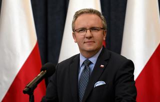 Szczerski: 11 stycznia ważne wystąpienie prezydenta nt. polityki zagranicznej