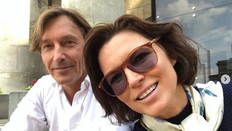 Ilona Felicjańska i Paul Montana