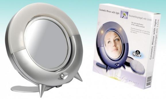 Kozmetičko ogledalo saLED osvetljenjem