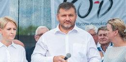 Sędzia Żurek brał udział w protestach pod Sejmem. Teraz ma kłopoty