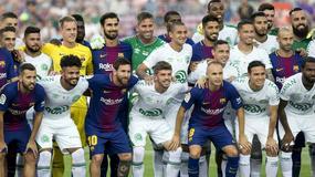 Wzruszające momenty podczas towarzyskiego meczu Barcelony z Chapecoense