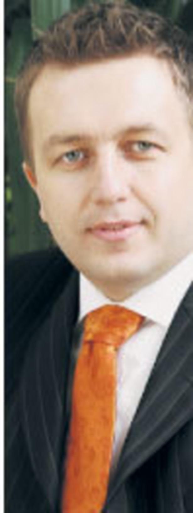 Piotr Trębicki, radca prawny, szef działu zamówień publicznych w Kancelarii Gessel w Warszawie
