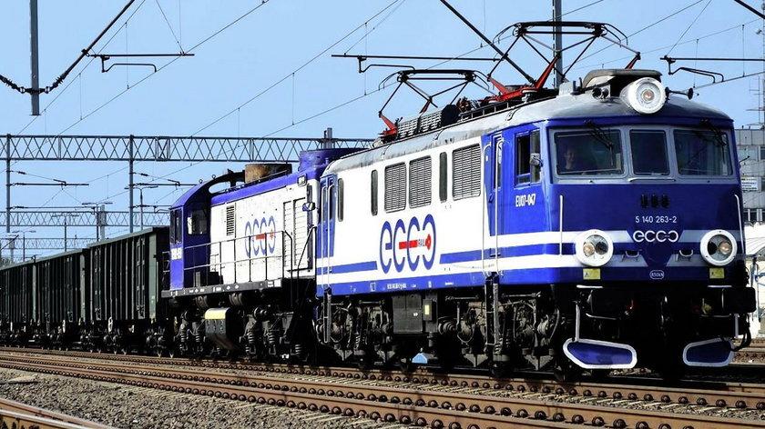 35-latek porwał pociąg. Groził maszyniście śmiercią